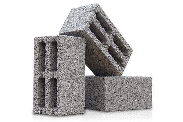 Керамзитные , отсевные блоки , шлакоблок